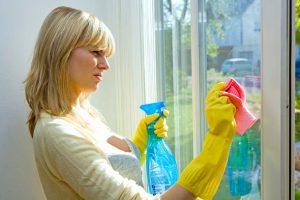 cleaning your own windows, tips to make it sparkle