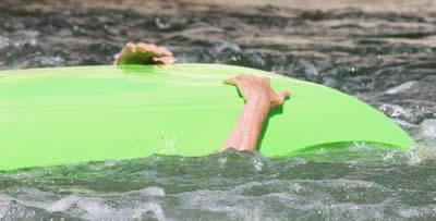 Canoe Capsize
