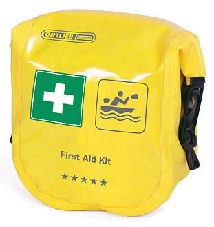 canoe first aid