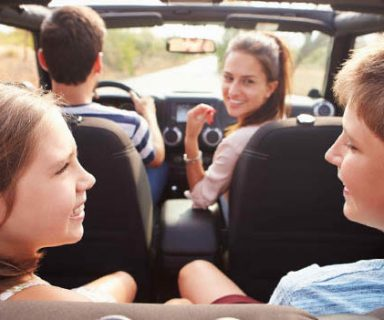 family road trip games